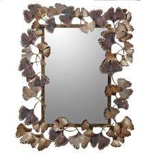 Biloba Leaf Mirror