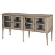CORNWALL GLAZED SIDEBOARD
