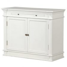 Riviera Sideboard with Slide White