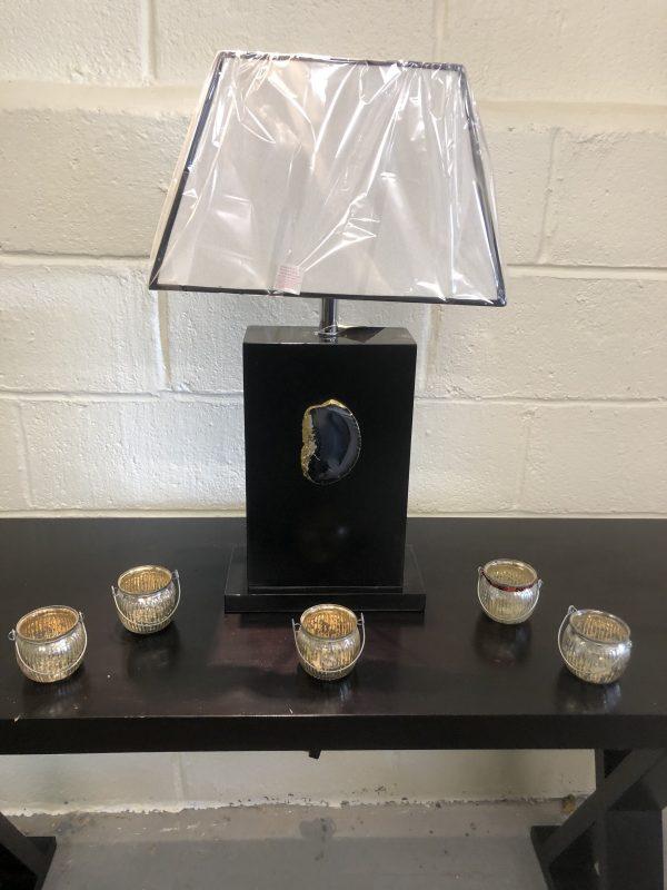 Agate Lamp