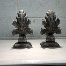 Leaf Finials