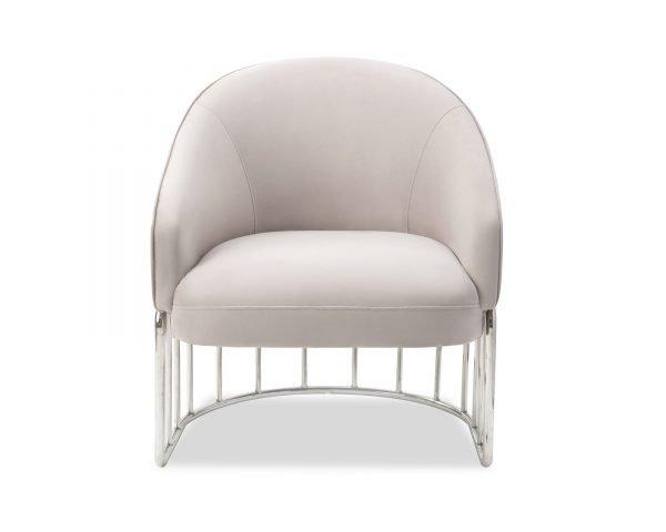 Boston Occasional Chair Limestone