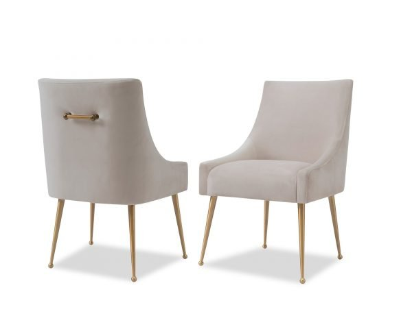 Cohen Dining Chair Beige