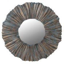Pleated Mirror