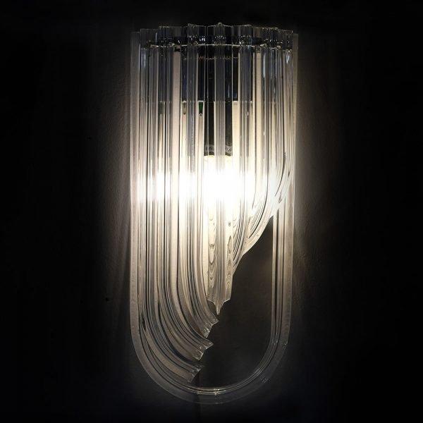 art deco wall light b