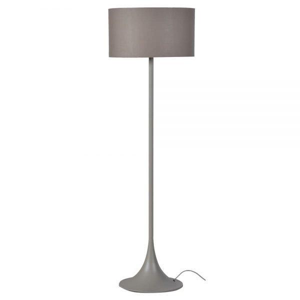 SANDY GREY FLOOR LAMP