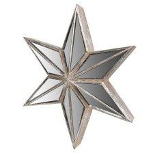 star wall mirror