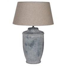 Antique Finish Urn Lamp
