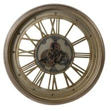 Large Cog Wall Clock