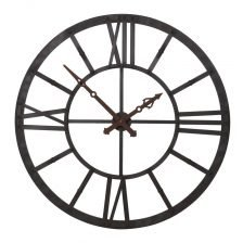 Large Lit Wall Clock