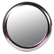 Large Purple Wall Mirror