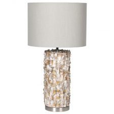 Pearl Ceramic Lamp