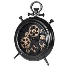 Gears Mantel Clock