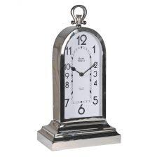 Nickel Table Clock
