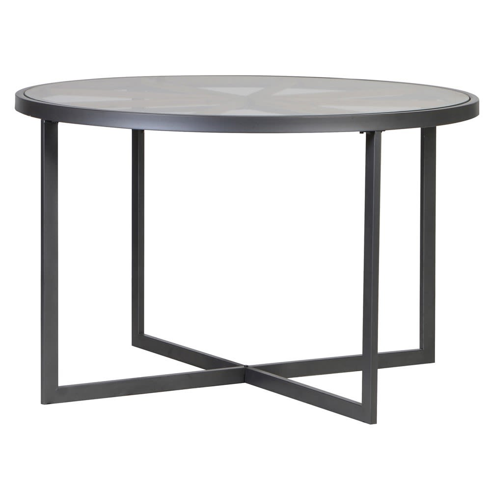 Round Iron Dining Table The Home Market