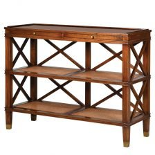 COLONIAL STYLE HALL TABLE