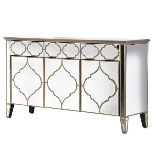 THREE DOOR VENETIAN SIDEBOARD