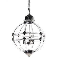 Acrylic Circular Framed Lamp
