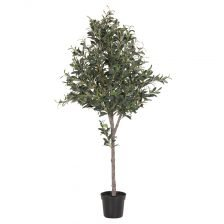 LARGE OLIVE TOPIARY