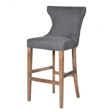 WAISTED BAR STOOL