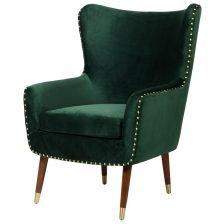 Gorgeous Green Armchair