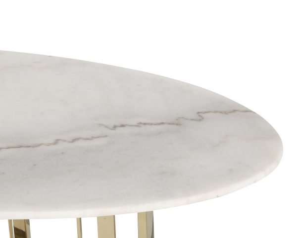 fenty dining table a gold