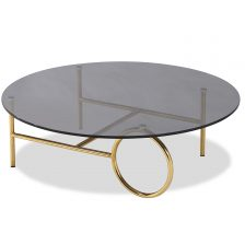Memoire Coffee Table Round