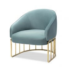 BOSTON TURQUOISE CHAIR LIANG