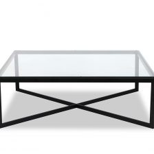 Musso Coffee Table Black Liang