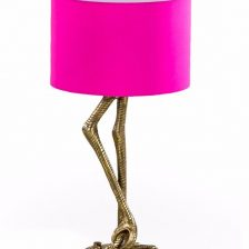 Flamingo Leg Table Lamp