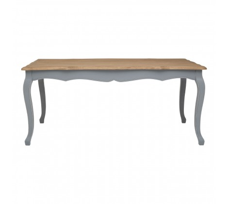 FRENCH STYLE RECTANGULAR DINING TABLE