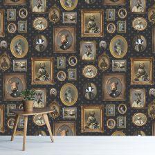 Portrait Gallery Wallpaper