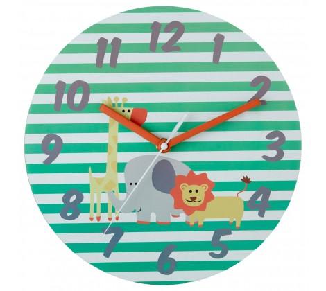 Jungle Clock