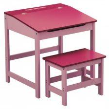 Child's Desk & Stool