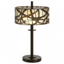 Stained Glass Eclectic Table Lamp
