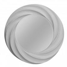 Swirl Circular Mirror