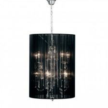Contemporary 10 Arm Chandelier