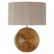 Contemporary Ripple Table Lamp