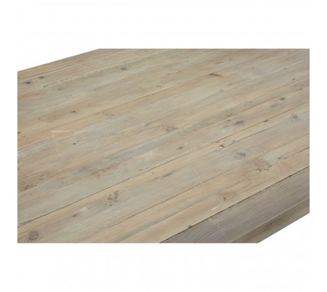 Modern Recycled Pine Dining Table 4
