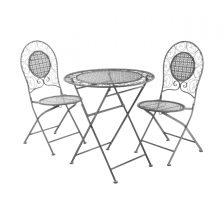 Iron Garden Table Set