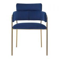 Modern Tubular Dining Chair