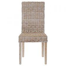 Modern Woven Dining Chair