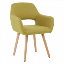 Retro Cut Out Dining Chair