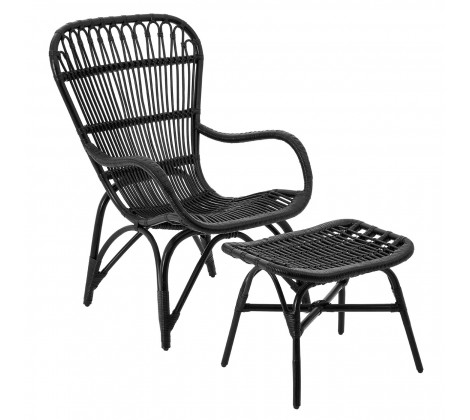 relax chair black 2404672