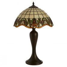 TIFFANY UMBRELLA STYLE TABLE LAMP